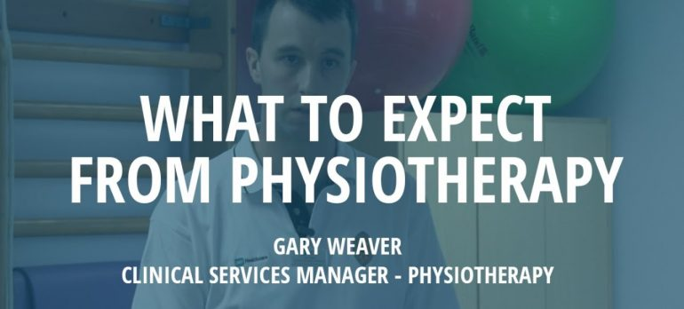 What to expect from physiotherapy | BMI Healthcare