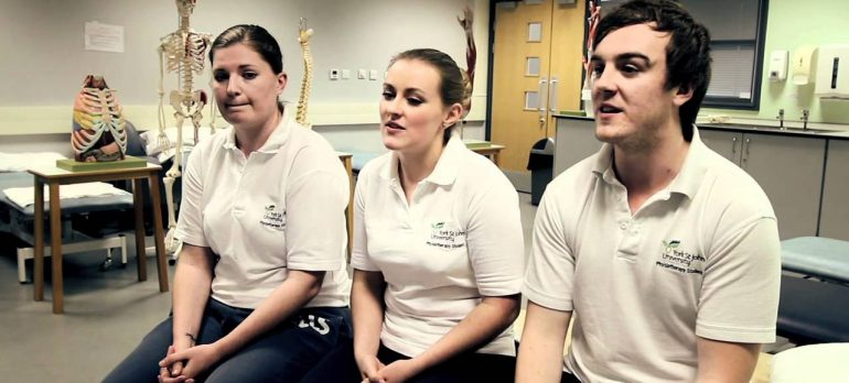 Physiotherapy BHSc (Hons)